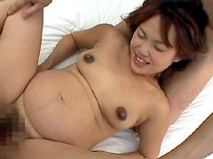 【エロ動画】妊婦遊戯4 臨月友の会のエロ画像