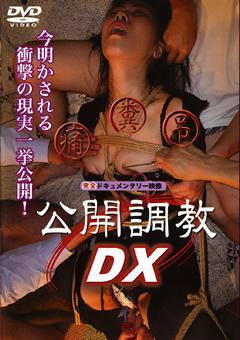 公開調教 DX ゆか編