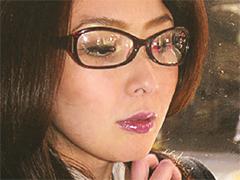 【エロ動画】ツンデレ メガネキャリアウーマン編のエロ画像
