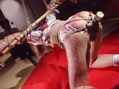 【エロ動画】禁断の猟奇愛 悦虐縄人形2のSM凌辱エロ画像