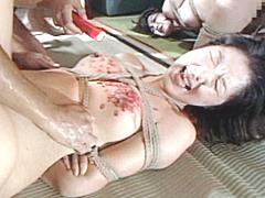 【エロ動画】奈落の咆哮3のSM凌辱エロ画像