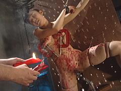 【エロ動画】巨乳肉奴・檻へ2のエロ画像