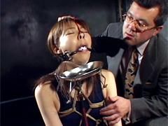 【エロ動画】被虐のブルセラドールのエロ画像