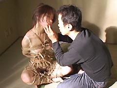 【エロ動画】隷辱ぬめり妻 MOMOのエロ画像
