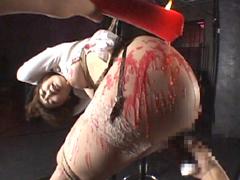 【エロ動画】淫ら尻絶頂オルガズム 清楚な美女マゾ 金井リリのエロ画像
