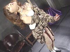 【エロ動画】猟奇の檻13のエロ画像