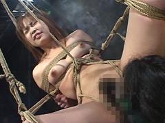 【エロ動画】Mの被虐のSM凌辱エロ画像