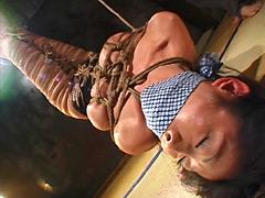 【エロ動画】責め縄秘画報 縄悦 其ノ九 友田真希のエロ画像