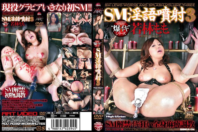 SM淫語噴射3
