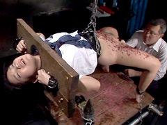 【エロ動画】少女牝儀式 拷問系5のエロ画像