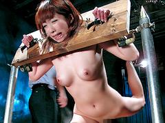 【エロ動画】SM獄窓 Vol.11のSM凌辱エロ画像