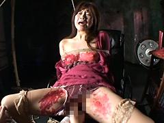 【エロ動画】淫乱恥悦マゾのエロ画像
