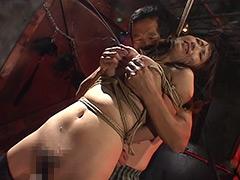 【エロ動画】乳辱の白い滴り 吉野みはるのエロ画像
