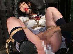 【エロ動画】JK奴隷化計画 美星るか - 極上SM動画エロス