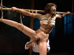 【エロ動画】メスの牢獄9 柏木あづさのエロ画像