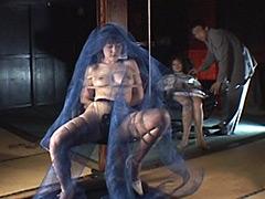 【エロ動画】姦禁Mファイル・美人OL秘書 金井りりのエロ画像