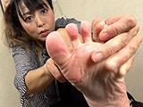 【足のにおい】 メイクさん・猛暑日2日ばき 【DUGA】