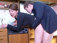 熟妻 五十路家政婦は雇われた主人の餌食になる