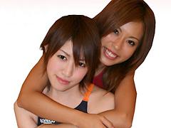 競泳レズマッサージ Vol.7