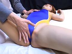山吹あやね:競水マッサージ VOL.6