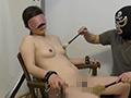 全裸女スパイ椅子固定筆くすぐり責め