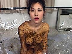 変態熟女スカトロジー 目黒優子