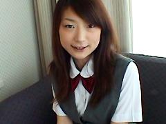 【堤さやか動画】ひと握りの天使-さやか-21才-女子校生