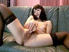 【エロ動画】極エロ女神の淫語誘惑 羽月希のエロ画像