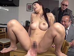 【エロ動画】縄酔い人妻 肉奴隷契約 小早川怜子のエロ画像