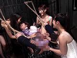 ウルトラM性感研究所 悪魔化女神の快楽拷問処刑 【DUGA】