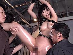 媚薬BDSM 女子アナ志望の女子大生21才 彩葉みおり-【辱め】