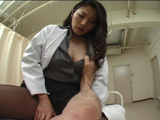 非日常的悶絶遊戯 心療内科の女医、樹の場合