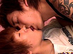 【和也動画】和也18歳!はじめてのラブホは先輩とエロく淫らに…-ゲイ