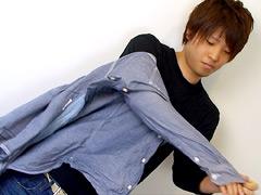 【ゲイのオナニー動画】誰にも言えない「 ひ☆み☆つ」 のバイト!真那斗