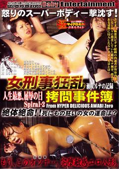 女刑事狂乱拷問事件簿 Spiral-2 瀬咲ルナの記録