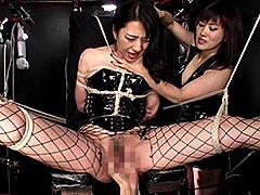 女王蹂躙地獄 vol.5 屈辱調教昇天なぶり刑 朝宮涼子