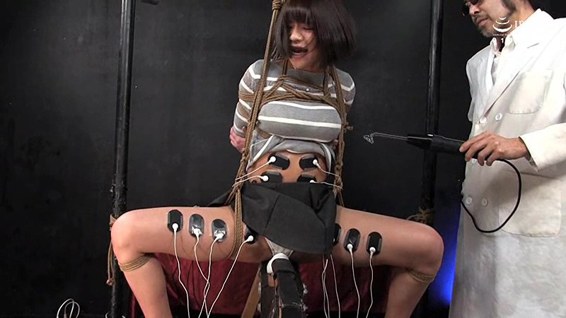 電流絶頂拷問研究所 女体発狂痙攣クラゲ メスモル‐005:背徳と卑劣の淫電に狂い哭く凄絶なる逝き殺し覚醒処女 杏璃さや