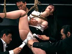 秘肉淫壺拷問倶楽部 第五話 大沢カスミ