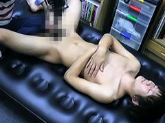 【山田旬動画】完全生撮りエロ面接-山田旬編-ゲイ