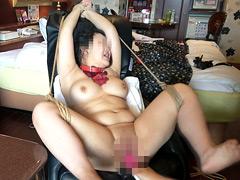 【エロ動画】初縛りでいっぱいイッた女の子 うらら(18)のエロ画像