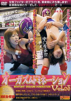オーガズムドミネーション Vol.03