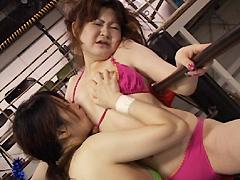 風見夕菜クンニ動画|ビキニエッチマッチ VOL.5