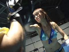 女子プロボクサートレーニング Vol.2