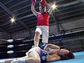 男勝ちボクシング Vol.06 真鍋あや,杉浦まな