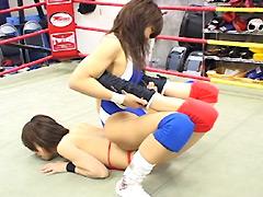 燃えろ!!女子プロレス!! Vol.04