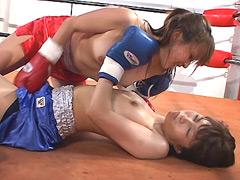 レズボクシング No.07