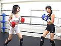 女子キックボクシング9 椎名めぐみ,木下由衣