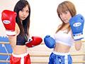 女子ボクシング No.4 中山りお,つぐみ