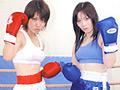 女子ボクシング No.5 立花まこと,早瀬美穂