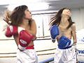 女子ボクシング No.6 橘利美,吉野めい